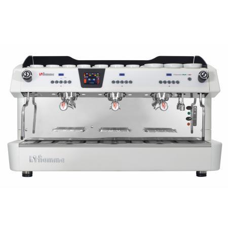 Třípákový kávovar COMPASS MULTIBOILER III bílý