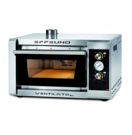 Pec na pizzu V1 MECH horkovzdušná s tepelným tlakem, mech.ovládání