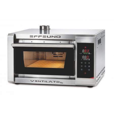 Pec na pizzu V1 TRON horkovzdušná s tepelným tlakem, dig.ovládání
