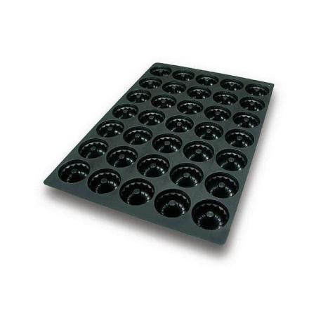 Forma silikonová 60x40 skup.35x střední Bábovka