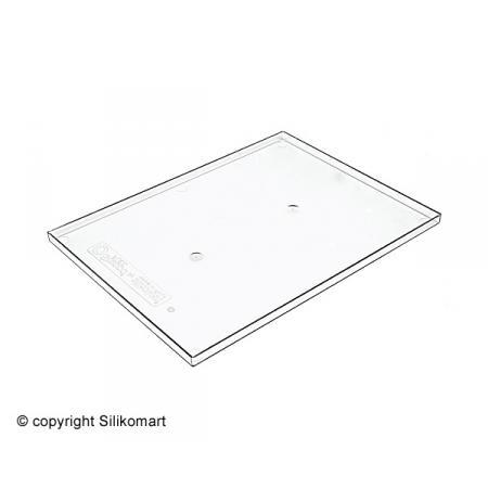 Plato polykarbonátové 300x400 mm SILIKOMART
