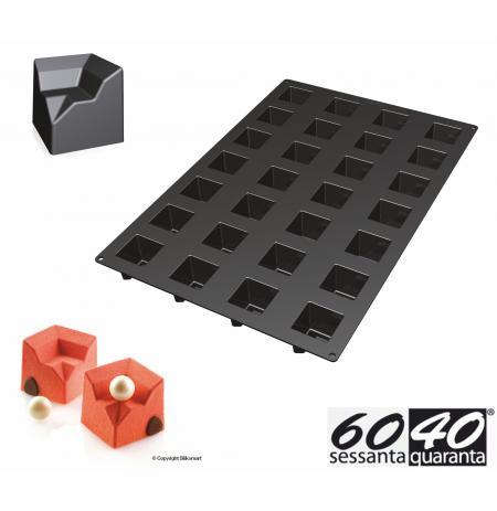 Forma silikonová 60x40 skupinová 28x Sweet Corner