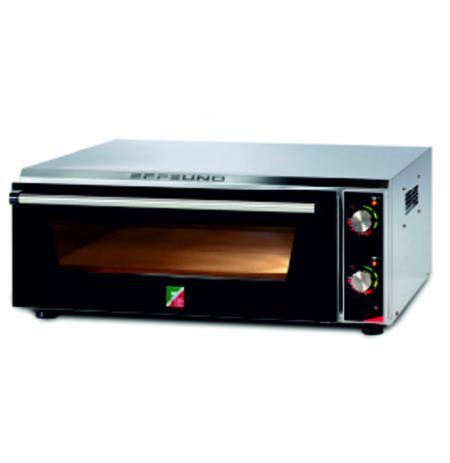 Pec na pizzu P150H statická, mech.ovládání