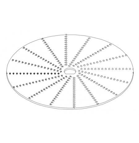 Disk strouhací odšťavňovače ES700 CEADO
