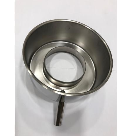 Sběrná nádoba s výpustí nerezová odšťavňovače ES500 CEADO