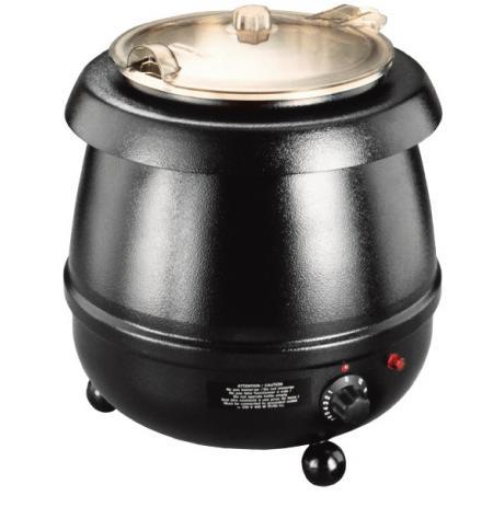 Kotlík elektrický na polévku SB-10 černý