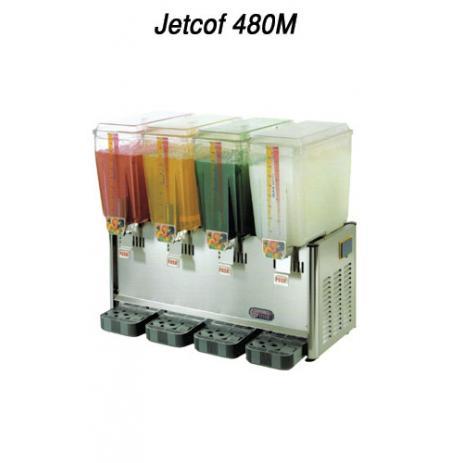 Vířič chlazených nápojů Jetcof 4x 20 ltr.