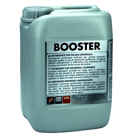 Koncentrovaný sanitační detergent BOOSTER s levandulovou vůní 5 ltr.