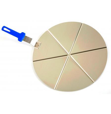 Lopatka porcovací Azzura 50 cm, 6 dílků, tepelně odolná rukojeť