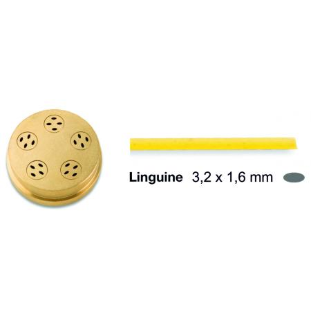 Matrice bronzová 21 Linguine 3,2x1,6 mm pro P3