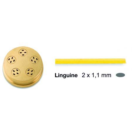 Matrice bronzová 18 Linguine 2x1,1 mm pro P3