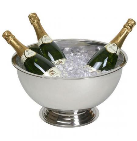 Mísa na šampaňské nerez PI-020
