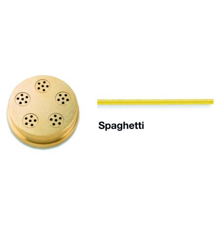 Matrice bronzová Špagety 2 mm pro CHEF IN CASA