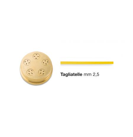 Matrice bronzová Tagliatelle 2,5 mm pro CHEF IN CASA