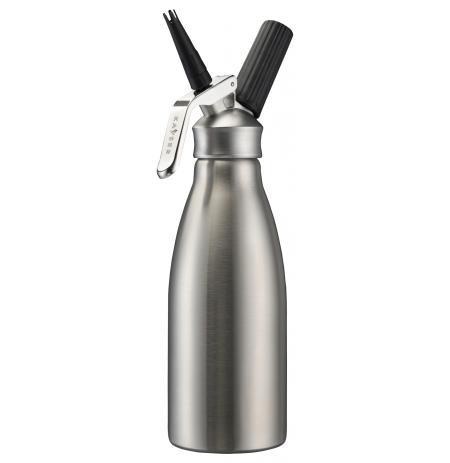 Šlehačková láhev KARMEB Kayser WHIPcreamer Inox 1 litr