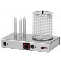 Hot-dog 3 trny + nádoba HD 3N RedFox