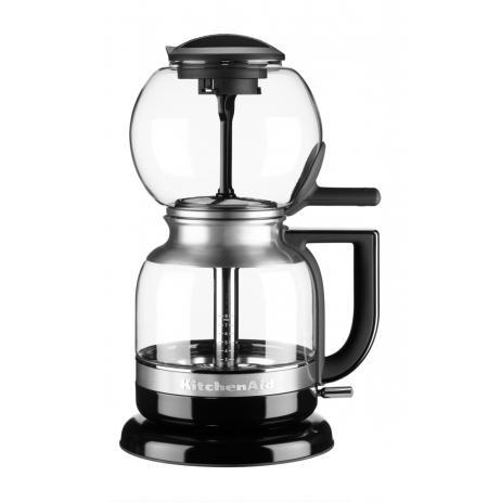 Kávovar sifonový KitchenAid 5KCM0812EOB - černá
