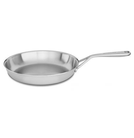 Nerezová pánev - Ø 28 cm 3 vrstvá KitchenAid