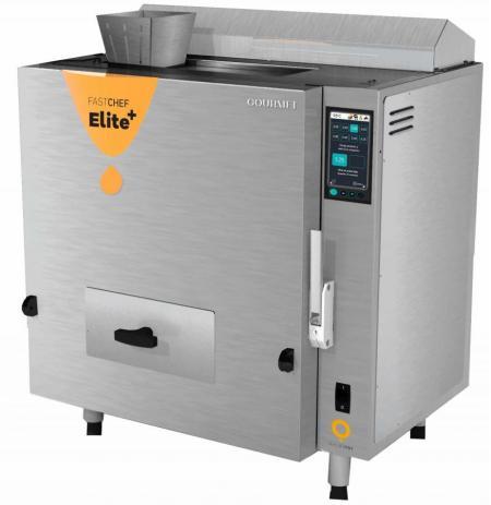 Fritovací automat programovatelný FAST CHEF ELITE+ Gourmet