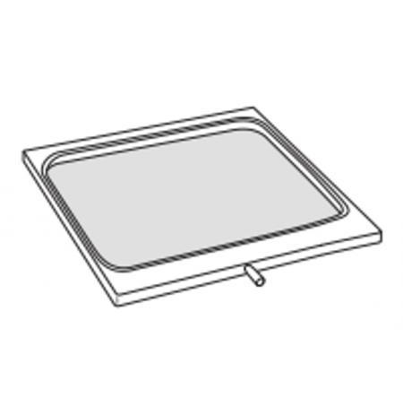 Matrice GN1/2 pro jednodílné misky 265×320 mm