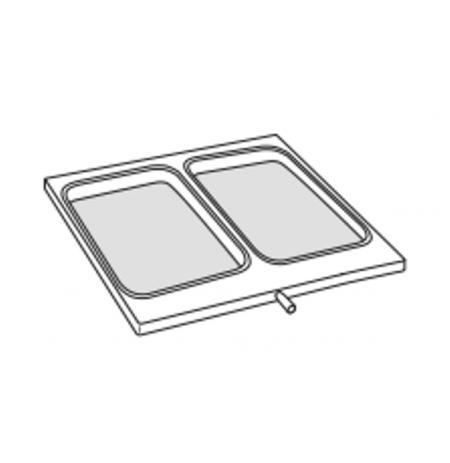 Matrice GN1/4 pro jednodílné misky 265x160 mm