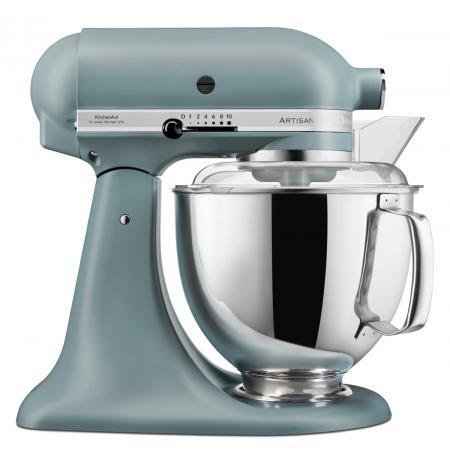 Robot kuchyňský Artisan KitchenAid 5KSM175 šedomodrá 4,83 ltr.