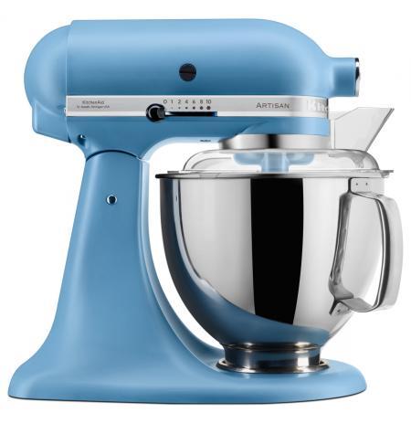 Robot kuchyňský Artisan KitchenAid 5KSM175 modrá matná 4,83 ltr.
