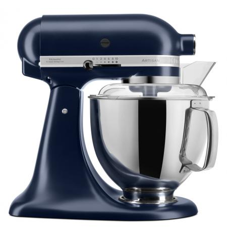 Robot kuchyňský Artisan KitchenAid 5KSM175 inkoustová modrá matná 4,83 ltr.