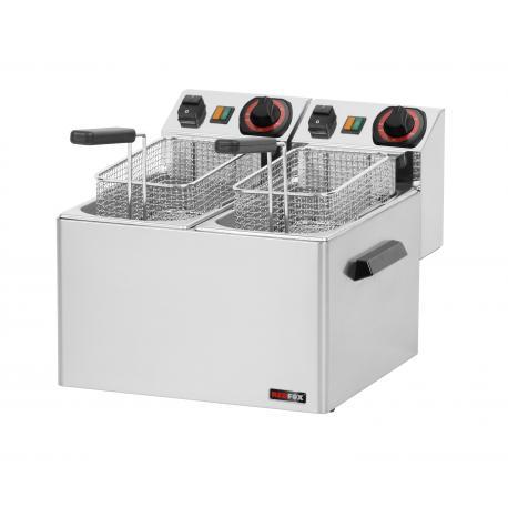 Fritéza elektrická 5 + 5 L FE 44 RedFox