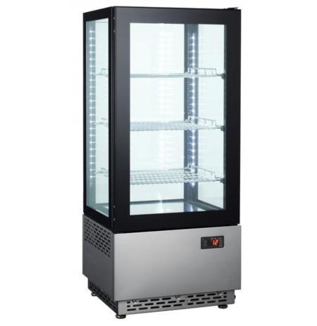 Chladící stolní vitrína NORDline RT 78L-7