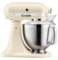 Robot kuchyňský Artisan KitchenAid 5KSM185PSEAC mandlová 4,83 ltr.