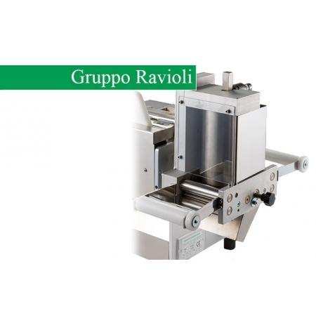 Přídavný automatický set na Ravioli pro P6 a P12