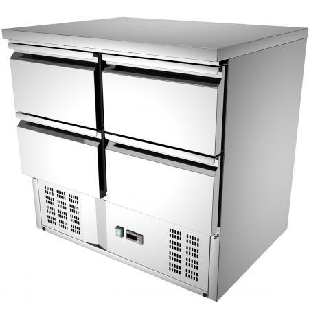 Chladící stůl Saladeta MS-901-D4