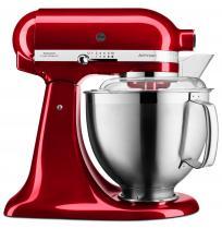 Robot kuchyňský Artisan KitchenAid 5KSM185PSECA červená metalíza 4,83 ltr.