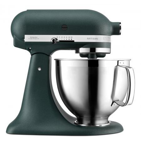 Robot kuchyňský Artisan KitchenAid 5KSM185 lahvově zelená 4,83 ltr.