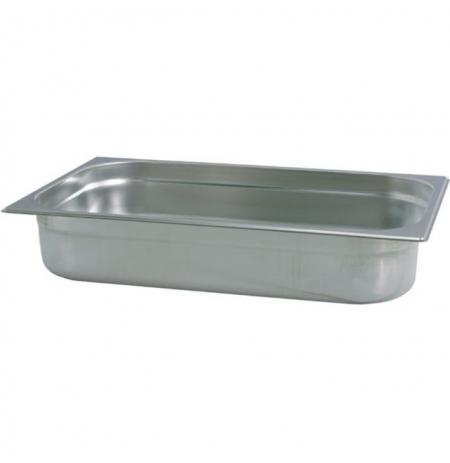 Gastronádoba nerezová GN 1/1 530 x 325 mm, hloubka: 150 mm VL-11150