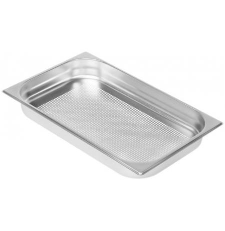 Gastronádoba nerezová profi děrovaná GN 1/1 530 x 325 mm, hloubka: 150 mm M-11150 P