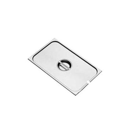Víko nerezové pro GN 1/1 VGN 1/1 N s otvorem pro naběračku