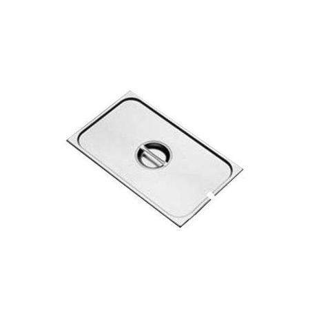 Víko nerezové pro GN 1/2 VGN 1/2 N s otvorem pro naběračku