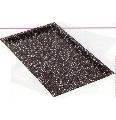 Gastronádoba smaltovaná/granitová GN 2/1, hloubka 40 mm