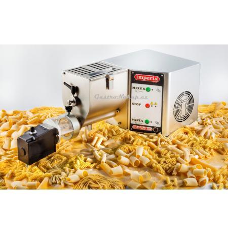 Výrobník tlačených těstovin elektrický s hnětačem těsta Imperia CHEF IN CASA včetně 1 matrice