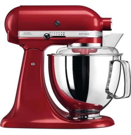 Robot kuchyňský Artisan KitchenAid 5KSM175EER královská červená 4,83ltr.