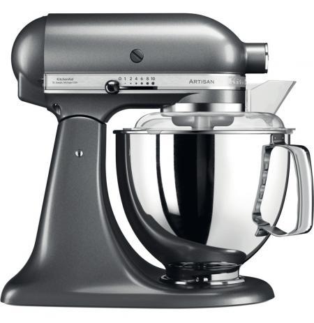 Robot kuchyňský Artisan KitchenAid 5KSM175 stříbřitě šedá 4,83 ltr.