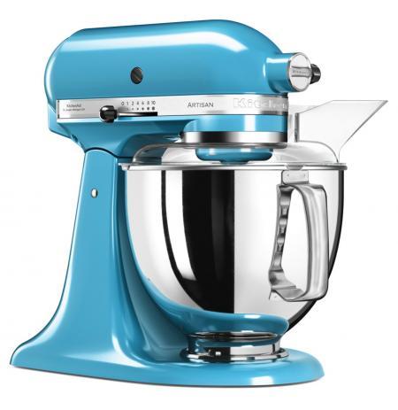 Robot kuchyňský Artisan KitchenAid 5KSM175 křišťálově modrá 4,83 ltr.