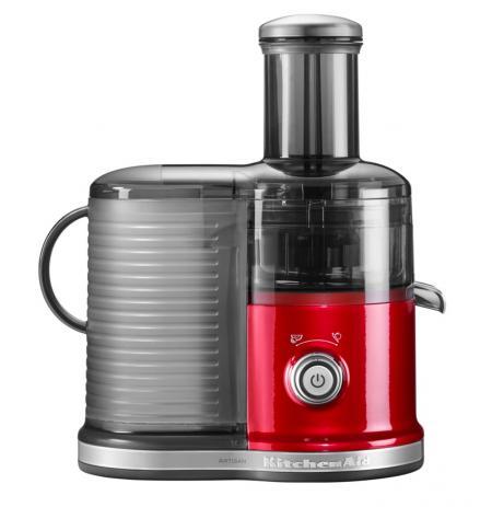 Odstředivý odšťavňovač Artisan KitchenAid 5KVJ0332ECA - červená metalíza