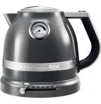 Konvice rychlovarná 1,5L KitchenAid Artisan 5KEK1522EMS, stříbřitě šedá