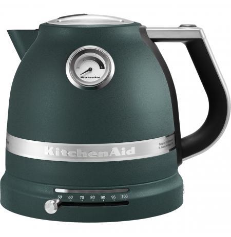 Konvice rychlovarná 1,5L KitchenAid Artisan 5KEK1522EPP, lahvově zelená