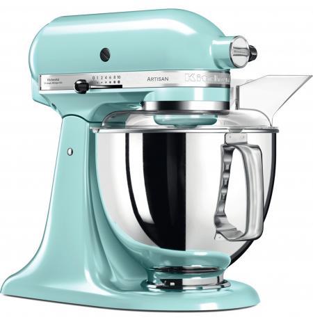 Robot kuchyňský Artisan KitchenAid 5KSM175 ledová modrá 4,83 ltr.