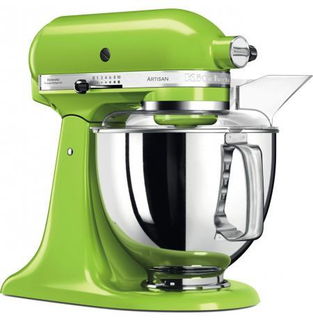 Robot kuchyňský Artisan KitchenAid 5KSM175PSEGA zelené jablko 4,83 ltr.