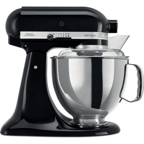 Robot kuchyňský Artisan KitchenAid Artisan 5KSM175 černý 4,8 ltr.